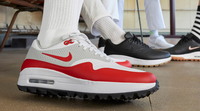 nike air max 1 g golf shoes 2019