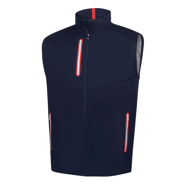 footjoy lightweight softshell vest