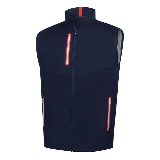 footjoy lightweight softshell vest