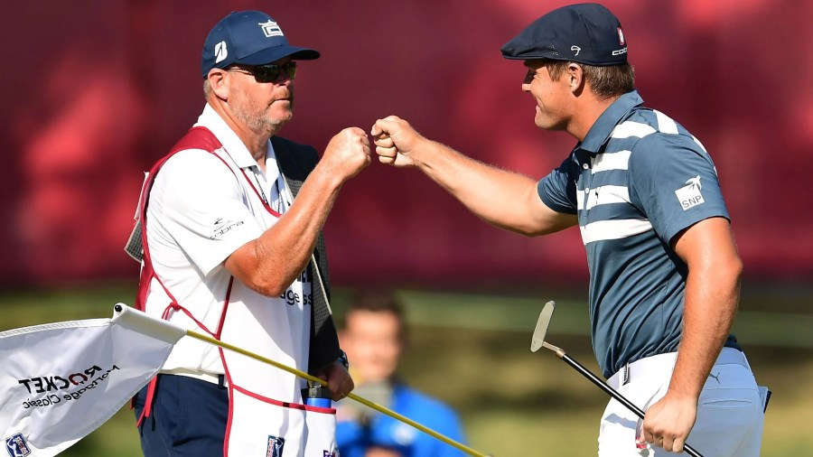 Bryson DeChambeau overpowers the Rocket Mortgage Classic