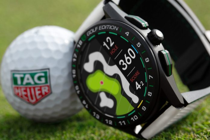 TAG Heuer Golf Uhr