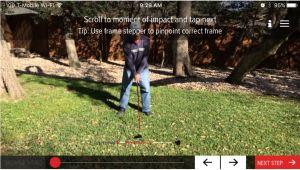 Bridgestone BFit Golf Ball Fitting Video Setup