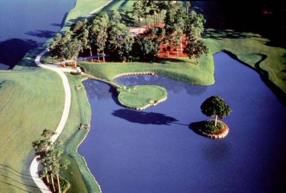 How Many Balls End Up In The Water On 17 At Sawgrass?