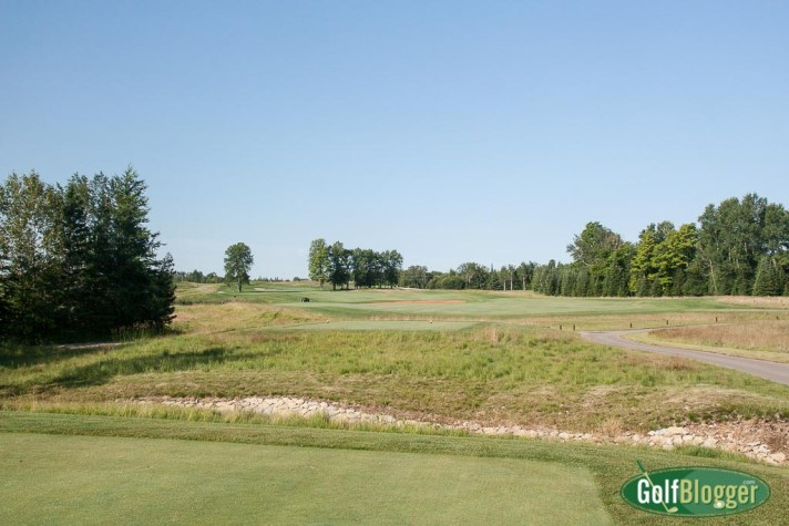 Sweetgrass Hole 11, a 656 yard par 5
