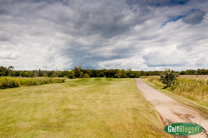 Mulberry Hills Hole 12: 502 yard par 5