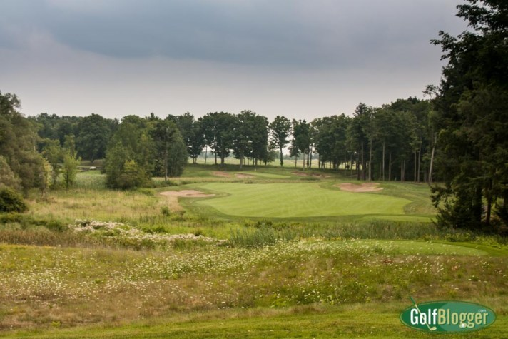 The first at Shenendoah is a 416 yard par 4