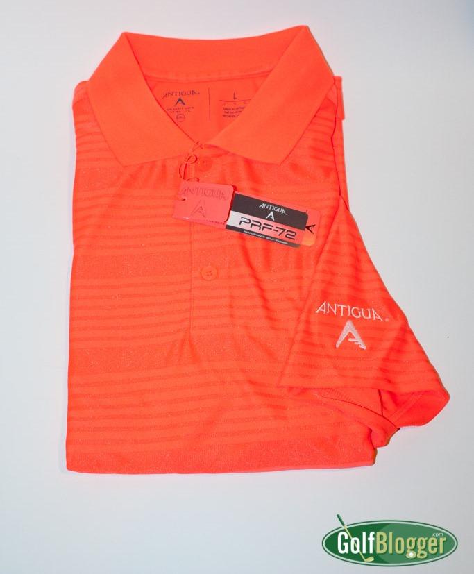 "Antigua ""Illusion"" Golf Shirt"