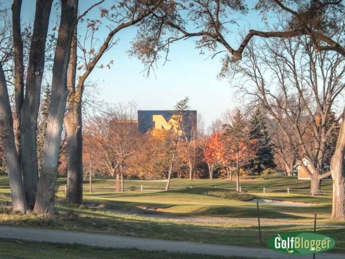 UM Golf Course