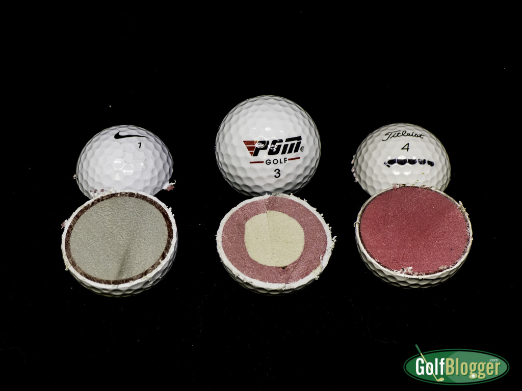 Inside A Chinese Golf Ball