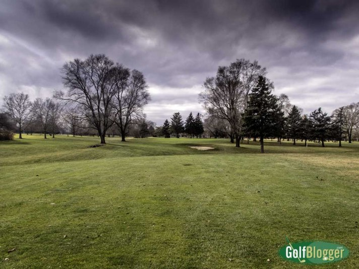 Golf On The Winter Solstice