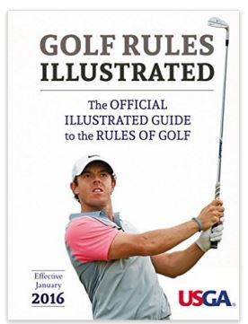 rules of golf illustrated