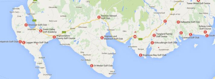Wigtown Golf Courses