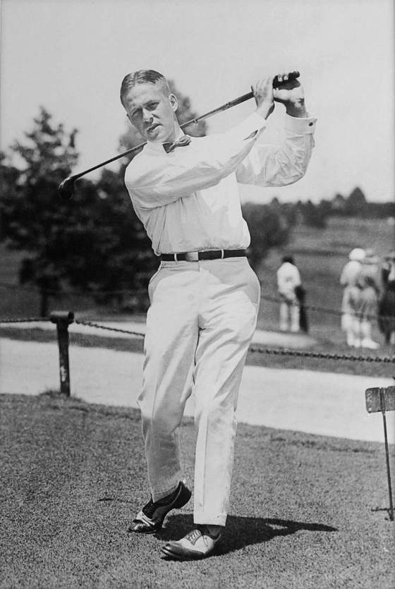 Happy Birthday Bobby Jones, circa 1921