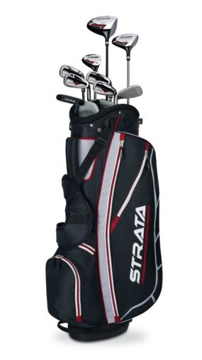 Callaway Strata Complete Golf Club Set - $191
