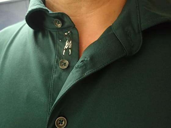 Bobby Jones XH2O Solid Jersey Polo