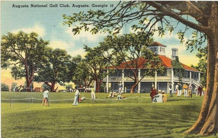 The Trees and Flowers of Augusta National