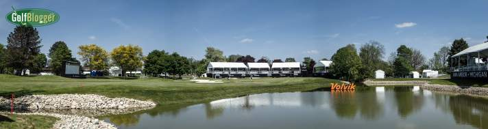 The 18th At The LPGA Volvik Championship
