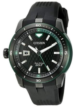 Citizen Eco Drive Golf Watch