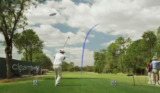 golf tracer