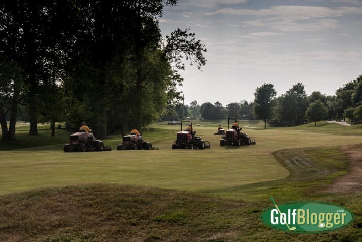 Mowers out after the third round at the Volvik Championship