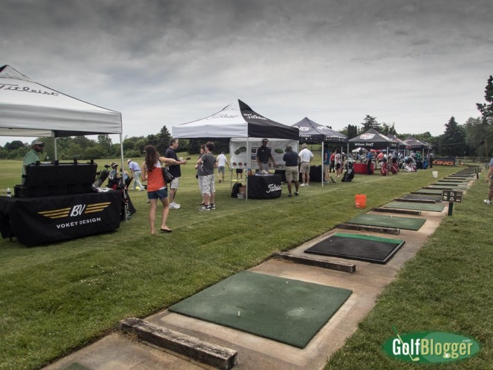 Miles Of Golf >> Testing Golf Irons At The Miles Of Golf Test And Fit Party