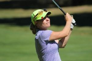 Suzy Green-Roebuck, winner of the 2016 Michigan PGA Women's Open