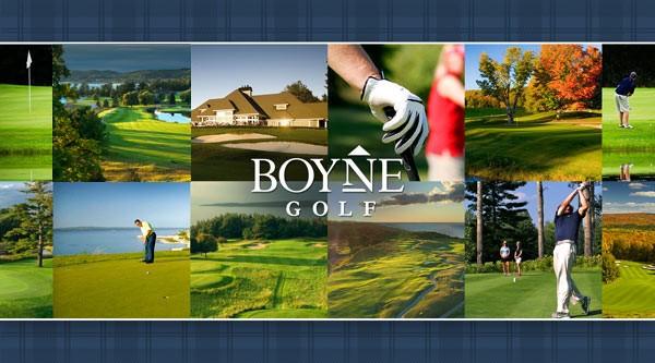 Boyne golf photo