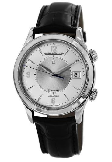 Jaeger LeCoultre Mens Master Memovox Watch