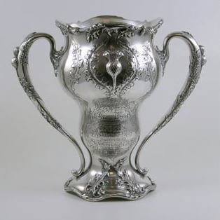 1904 Olympic Trophy