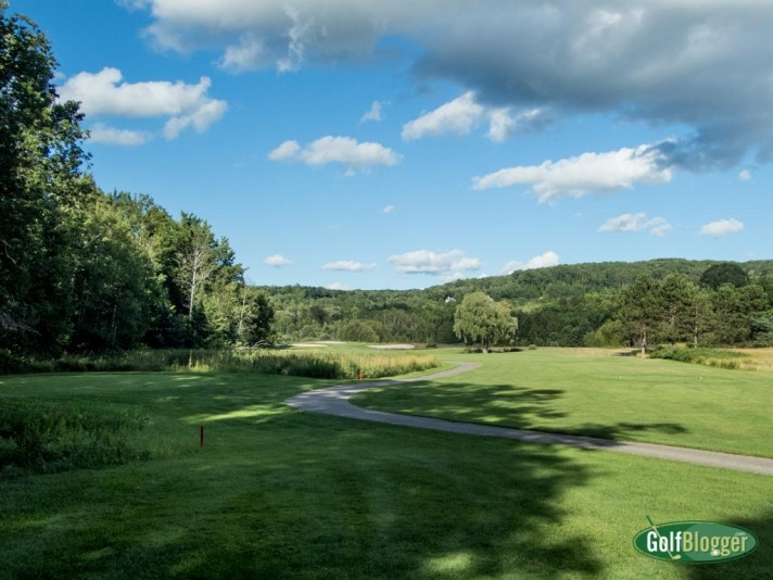 The 16th at The Moor at Boyne Highlands