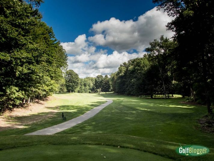 The 7th at The Moor at Boyne Highlands