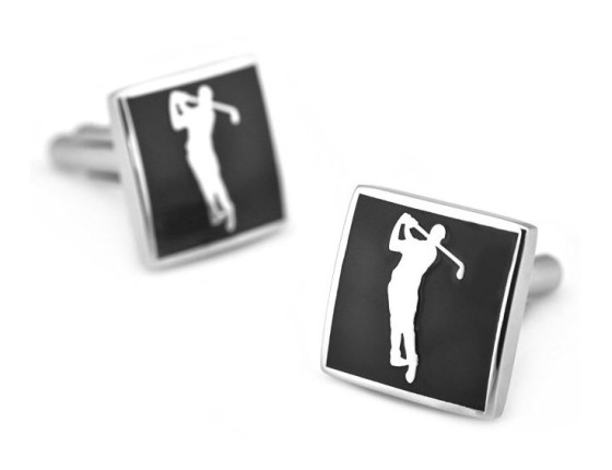 Golf Themed Cufflinks