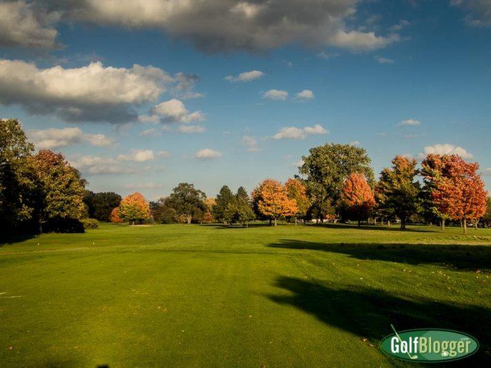 Green Oaks, 18th Hole