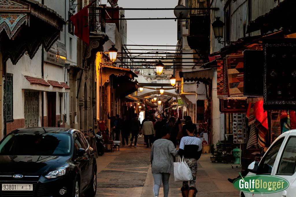 Visit Morocco: The Medina In Rabat