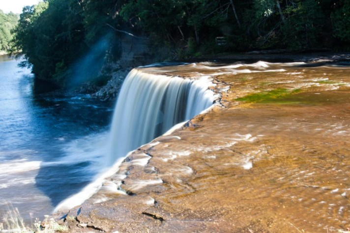 Tahquamenon Falls In Michigan's UP A Best Value Destination