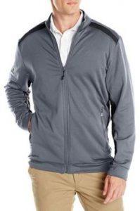 adidas Golf Climawarm+ Full Zip Color Pop Jacket