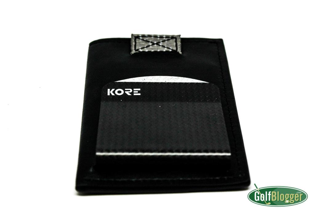 Kore Essentials Slim Wallet With Carbon Fiber Money Clip Review