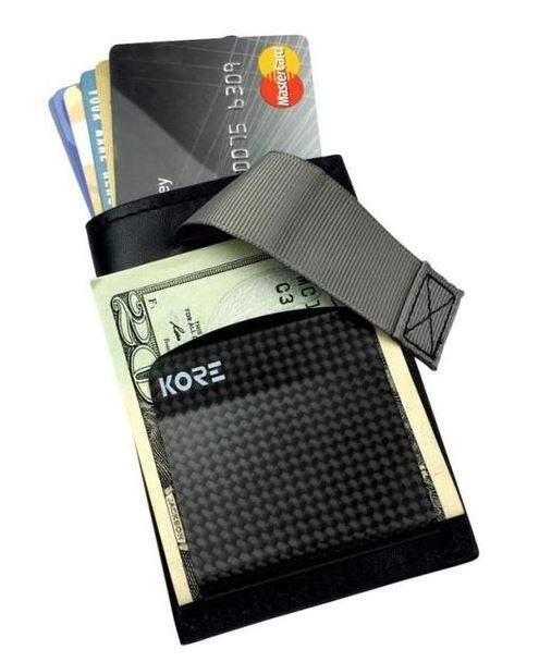Kore Essentials Slim Wallet With Carbon Fiber Money Clip Review Golfblogger Golf Blog Get the best deals and coupons for kore essentials. kore essentials slim wallet with carbon