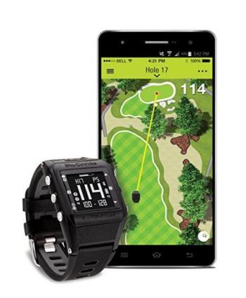SkyCaddie Linx GT Tour Edition GPS Watch