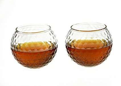 golf whisky glasses
