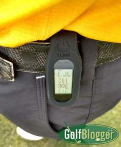 TLink Golf GPS Review
