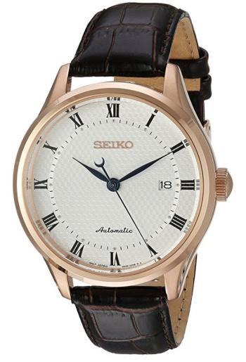Seiko Classic Dress Automatic Watch