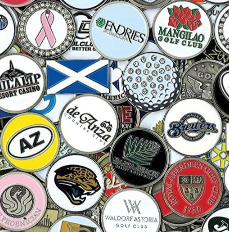 The Best Deal On Metal Golf Ball Markers