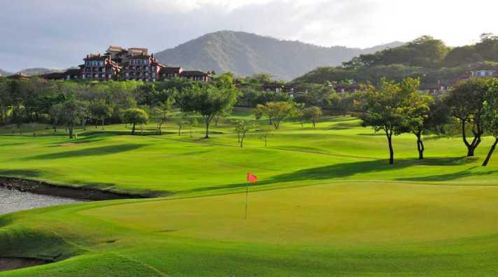 Reserva Conchal Resort in Costa Rica
