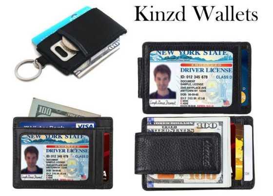 Kinzd Wallets