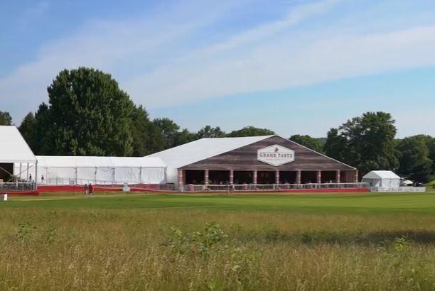 Meijer LPGA Classic Features The Grand Taste Food Experience