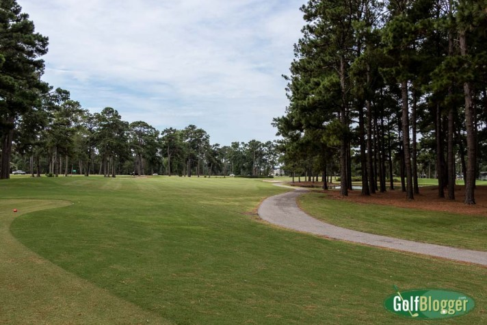 Myrtlewood Palmetto Golf Course Review