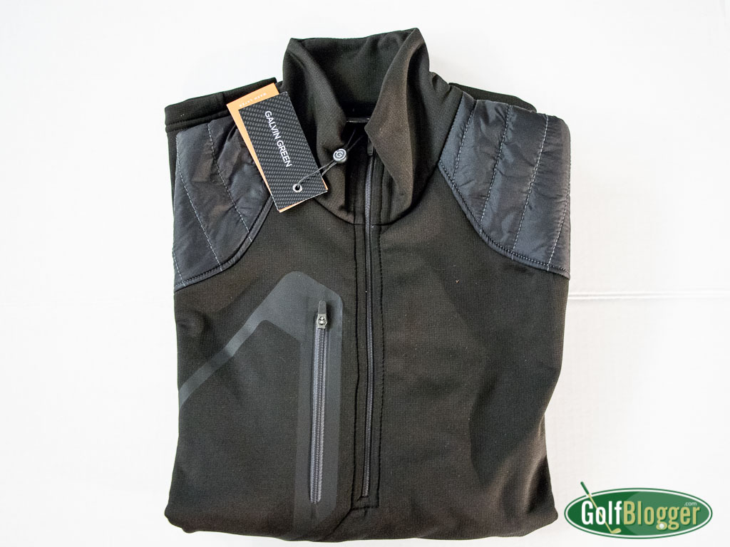 In The Mail: Galvin Green Dash Insula Pullover