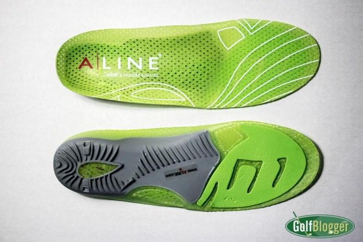 Aline Golf Shoe Insoles Review