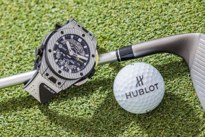 Hublot Unico Big Bang Golf Watch